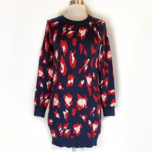 Juicy Couture tunic long sleeve Americana Sweater